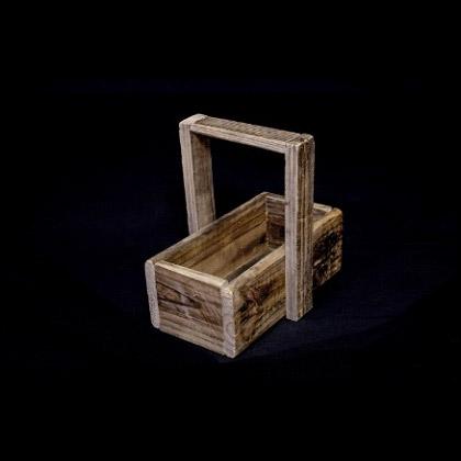 Carpinteria Product Basket With Single Handle2