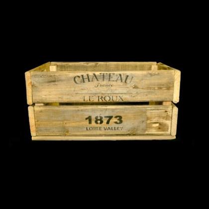 Carpinteria Product Chateau Crate