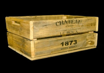 Carpinteria Product Chateau Crate 2
