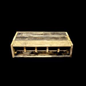 Carpinteria Product Wine Crate